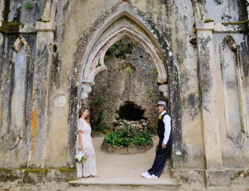 Mike & Dawn // Capela Monserrate