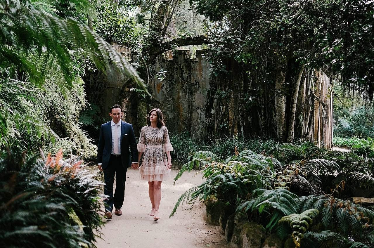 Elopement Videographer in Portugal