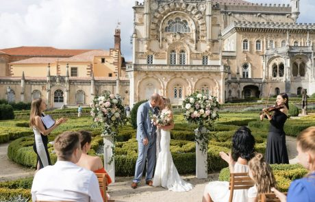 Destination Wedding Videographer in Portugal