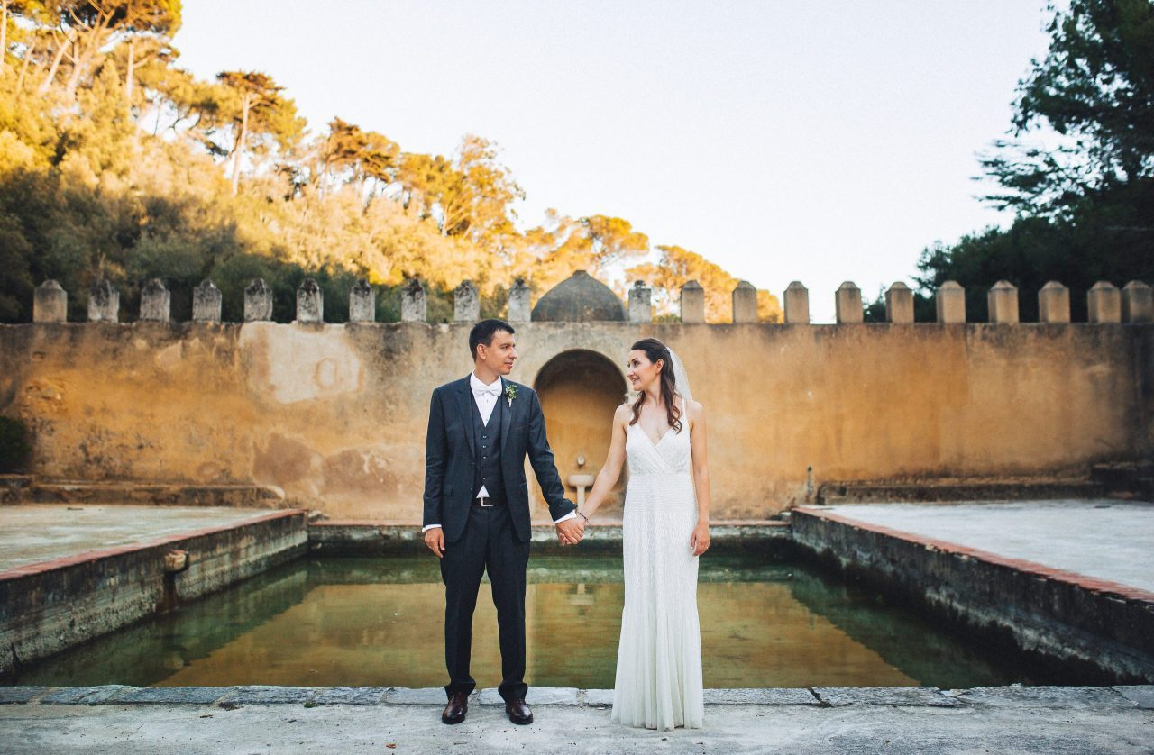 Destination Wedding in Sintra